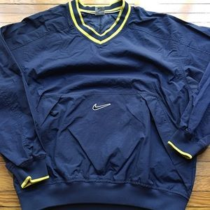 Vintage 90s Nike Pullover Windbreaker M